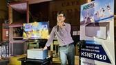 Sơn Ca Media giới thiệu sản phẩm Kbeatbox KSNET 450