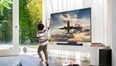 TV QLED 8K Samsung với nhiều công nghệ mới