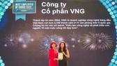 VNG đạt danh hiệu Top 2 Thương hiệu nhà tuyển dụng hấp dẫn