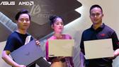 Loạt sản phẩm laptop của ASUS trang bị vi xử lý AMD Ryzen 4000 series mới