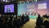 Các chuyên gia công nghệ tại  Tech Summit 2020