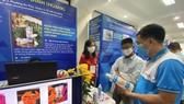 Doanh nghiệp KH-CN giới thiệu sản phẩm tại Techmart