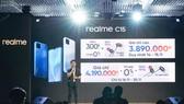 realme C15 lên kệ với mức giá 4,2 trệu đồng