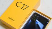 """""""Nhá hàng"""" smartphone phân khúc phổ thông Realme C17"""