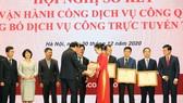 Ví MoMo nhận bằng khen từ Chính Phủ vì những đóng góp tích cực cho sự phát  triển của Cổng Dịch vụ công Quốc gia