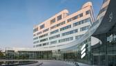 Một góc trụ sở Ericsson