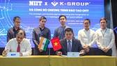 K-Group ký kết hợp tác với NIIT đào tạo nguồn nhân sự công nghệ thông tin chất lượng cao