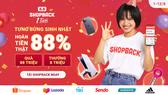 ShopBack kỷ niệm tròn một năm có mặt tại Việt Nam vào ngày 8-8