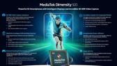 MediaTek giới thiệu bộ đôi chip Dimensity 920 và Dimensity 810