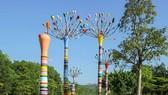 Nhiều nghệ sĩ quốc tế tham gia tuần lễ nghệ thuật Art in the Forest