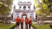 Clip chúc tết của 4 nữ Đại sứ tại Việt Nam