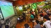 VTV trả lời thế nào về quyền chiếu World Cup 2018 của quán cà phê, nhà hàng?