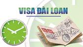 Vẫn tiếp tục cấp visa cho du khách Việt tới Đài Loan