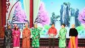 """Táo quân 2019: Ngọc Hoàng xuống hạ giới """"đi bão"""", mừng chiến thắng của  đội tuyển Việt Nam"""