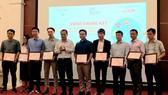 Dự án giao dịch điện tử khách sạn, du lịch giành giải Nhất thi khởi nghiệp