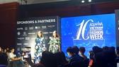 Khởi động Tuần lễ thời trang Quốc tế Việt Nam Thu đông 2019