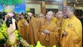Trang nghiêm chính lễ Phật đản đặc biệt tại chùa Quán Sứ