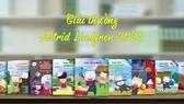 Chuyển ngữ bộ truyện tranh nổi tiếng của Hàn Quốc