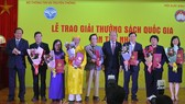 Ngày 9-10 trao Giải thưởng Sách Quốc gia lần thứ ba