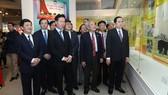 Trưng bày hơn 250 tư liệu quý trong triển lãm 90 năm - Ngọn cờ Đại đoàn kết toàn dân tộc