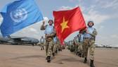 Thiếu tướng Hoàng Kim Phụng: Màu cờ Việt Nam phủ rộng hơn trên bản đồ gìn giữ hòa bình thế giới