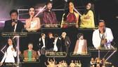 """Nhiều ca sĩ nổi tiếng cùng hội ngộ trong đêm nhạc """"Chia sẻ để gần nhau hơn"""""""