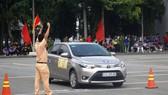 Bộ Công an tổ chức Hội thi lái xe giỏi, an toàn