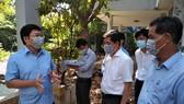 Quận Bình Tân kiểm soát chặt chẽ 23 người từ vùng dịch nCoV đến cư trú