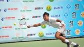 Lý Hoàng Nam vẫn tỏ ra là tay vợt số 1 Việt Nam