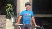 Tân binh Mikel của đội Bike Life Đồng Nai.