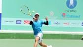 Sự có mặt của Daniel Nguyễn sẽ giúp các tay vợt Việt Nam cọ xát.