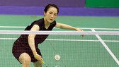 Vũ Thị Trang đang chơi tốt ở giải vô địch thế giới.