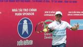 Tay vợt Việt Kiều Daniel Nguyễn đang có cơ hội đăng quang giải thứ 2.