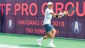 Tay vợt Daniel Ngyễn vào chung kết lần thứ 2 liên tiếp.