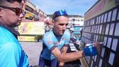Tay đua Loic nhiều khả năng giành vị trí thứ hai chung cuộc giải xe đạp UCI.