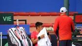 Lý Hoàng Nam sắp tới phải sử dụng khăn theo quy định của ITF.