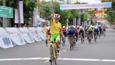 Tay đua Nguyễn Thị Thật có sự chênh lệch so với các tay đua trong nước.