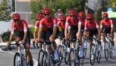 Đội đua Arkea-Samsic đang bị nghi vấn doping