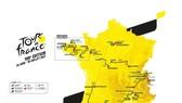 Lộ trình Tour de France vừa được công bố. Ảnh: Letour.fr