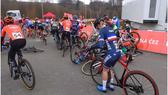 Hiện trường vụ tại nạn tại UCI World Cup xe đạp việt dã.