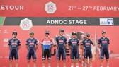 Toàn đội Alpecin-Fenix đã rút khỏi UAE Tour.