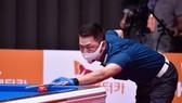 Mã MInh Cẩm đang thăng hoa ở giải PBA.