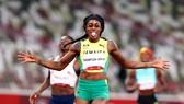 Thompson-Herah không có đối thủ ở các nội dung tốc độ 100m và 200m