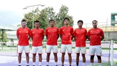 Thành phần đội tuyển VIệt Nam dự Davis Cup