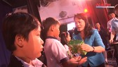 Trao tặng 167 suất học bổng Nguyễn Đức Cảnh cho HS-SV vượt khó học giỏi