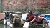 Sơn La: Nguồn nước sinh hoạt bị ô nhiễm, người dân khốn khổ
