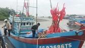 Huyện Cần Giờ sẵn sàng ứng phó với bão Tembin