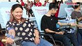 Hành trình Đỏ 2018 tiếp nhận gần 1.500 đơn vị máu tại TPHCM