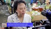 Tăng cường kiểm tra ATVSTP Chợ Đầu mối Nông sản Thủ Đức