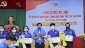 Đoàn khối Dân - Chính - Đảng TPHCM tuyên dương 60 gương đảng viên trẻ tiêu biểu